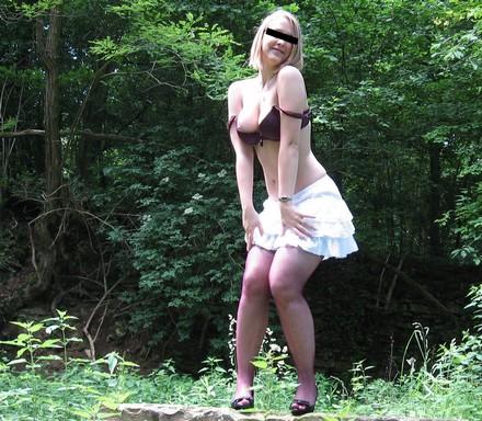 homo salope plan cul dans les bois