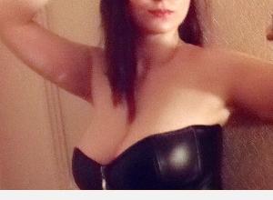 Une française à gros seins